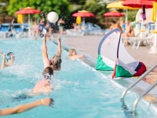 Sport in piscina