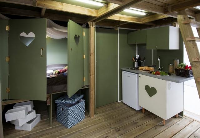 Lodge Tent Air Suite