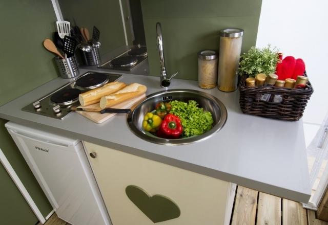 Cucina Lodge Airsuite