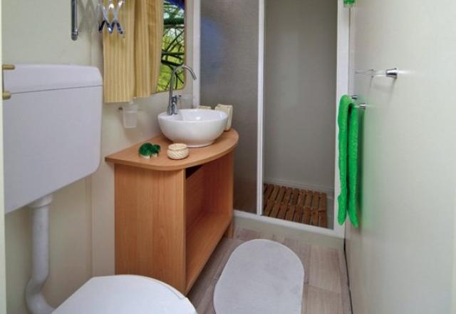 Toilette Lodge Sun   Torre del Porticciolo