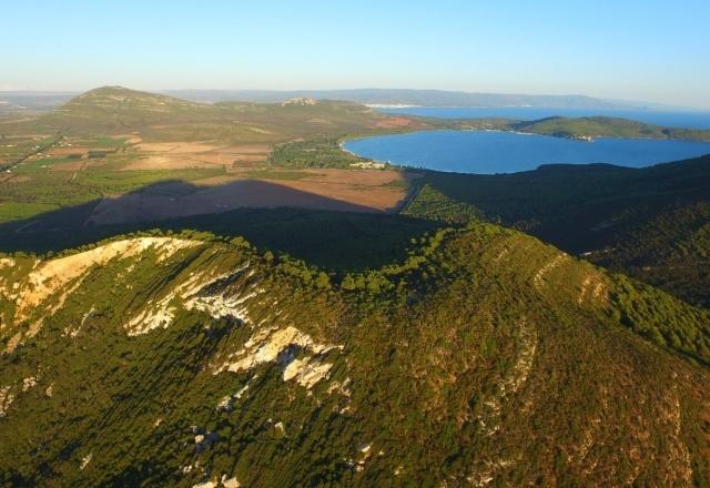Cima del monte Timidone