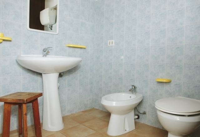 Salle de bain du Bungalow
