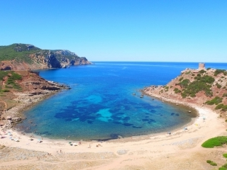 Spiaggia del Porticciolo