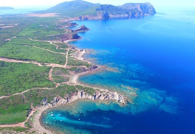 Camping Village in Sardinië
