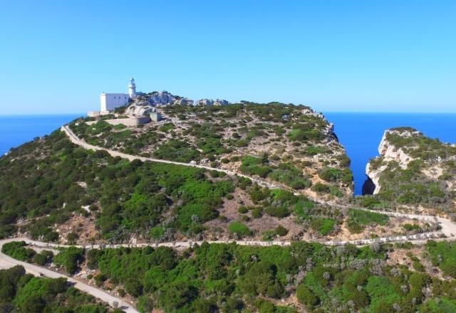 Capo Caccia Lighthouse | Alghero