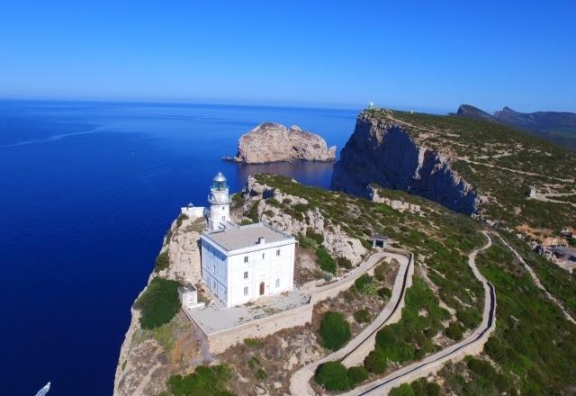 Faro de Capo Caccia