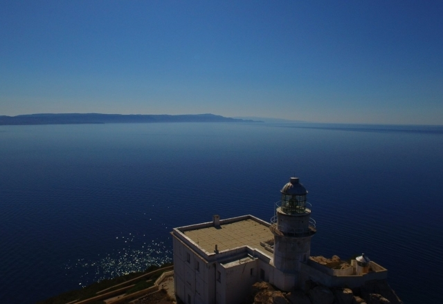 Mar del Golfo de Capo Caccia