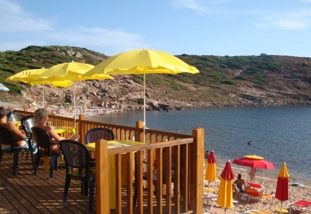 Bar sul mare di Torre del Porticciolo