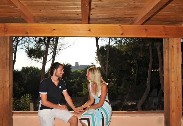 Vacaciones en Cerdeña Camping Torre del Porticciolo
