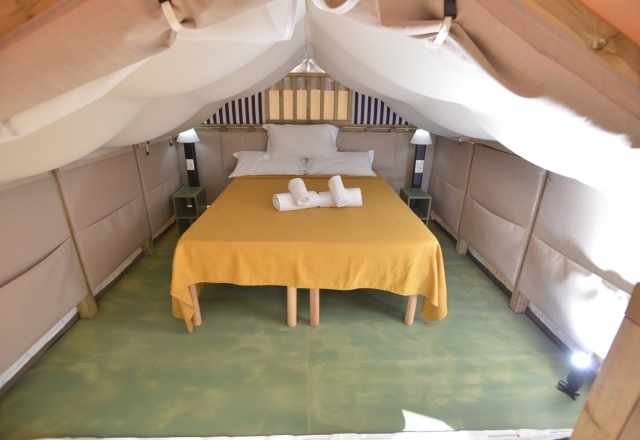 Second floor Lodge Airsuite