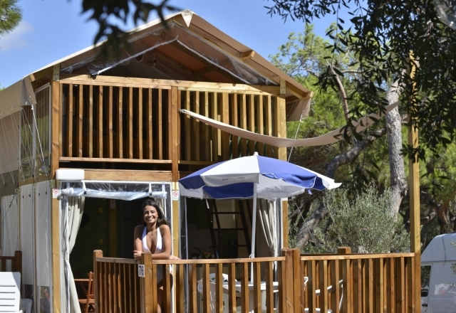 Patio Lodge Tent Airsuite | Torre del Porticciolo