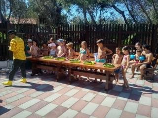 Camping Village con animazione in Sardegna