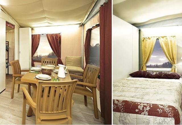 Lodge Tent Sun | Torre del Porticciolo