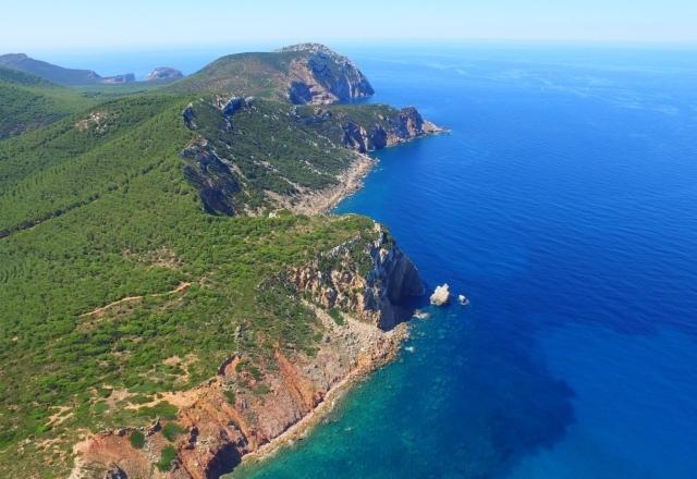 Punta Giglio e Porto Conte