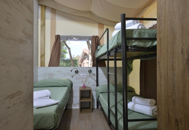 Lodge Tent Safari | Torre del Porticciolo