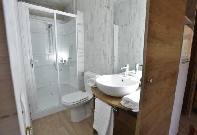 Toilette Lodge Tent Safari | Torre del Porticciolo