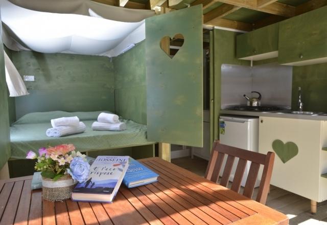 Lodge Tent Airsuite | Torre del Porticciolo