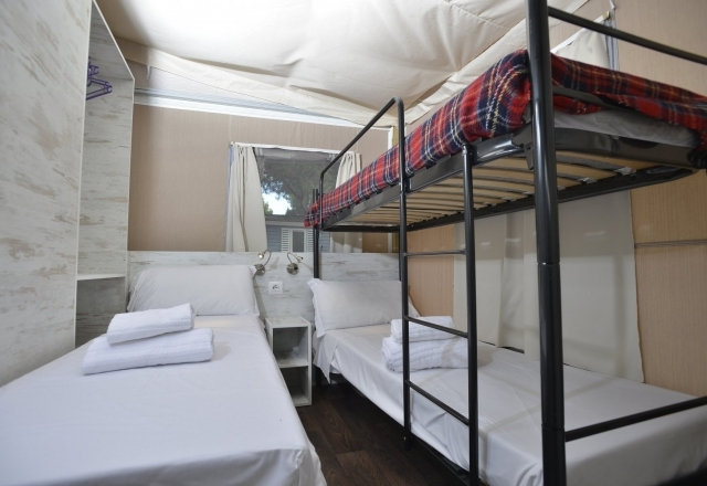 Lodge Tent Sun