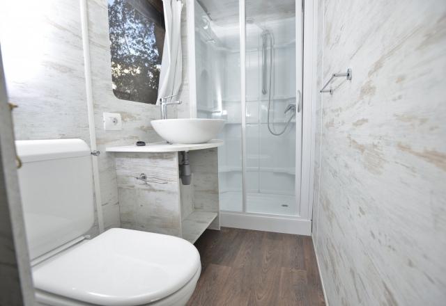 Toilette | Lodge Tent Sun