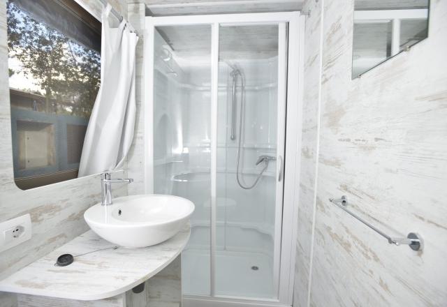 Toilette Lodge Sun | Torre del Porticciolo