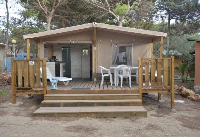 Lodge Tent Sun   Torre del Porticciolo