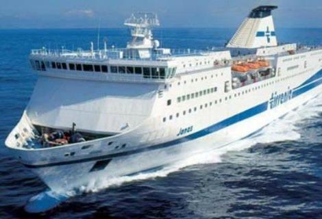 Navi per la Sardegna