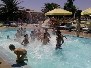 Swimming Pool Torre del Porticciolo